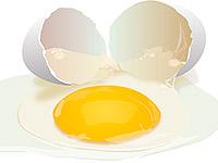 Витамин В5 содержится в яичном желтке