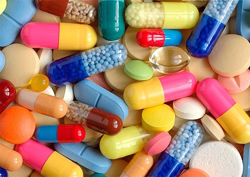 поливитаминные препараты фармакология