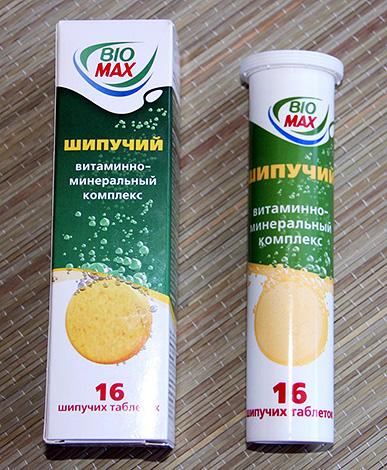 Bio max витамины инструкция
