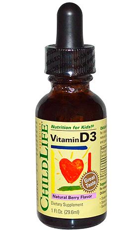 Как правильно давать витамин д3 грудничку