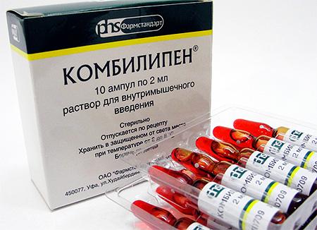 Витамины аптечные в ампулах для волос
