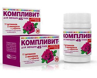 Какие витамины нужны при климаксе