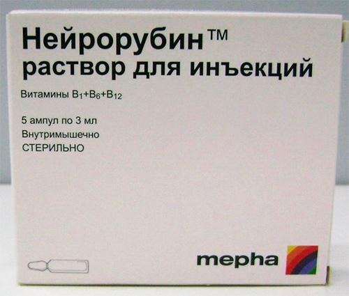 В витамины их ампулах и и в6 предназначение в12 инструкция